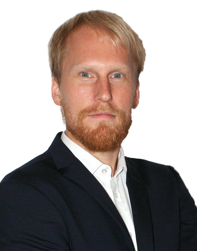 Frederik D. Warfvinge