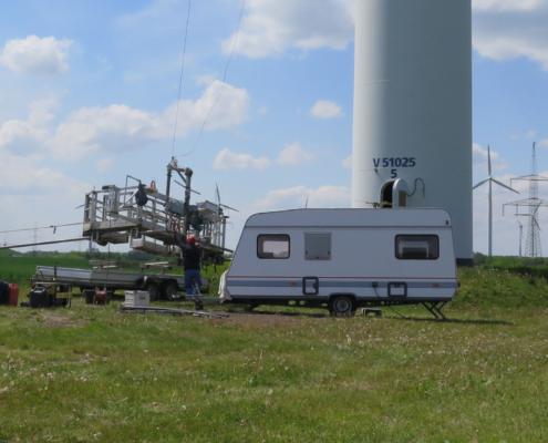 Wind World retrofit control system